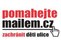 Pomáhejte mailem - zachránit děti ulice